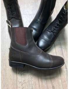 Boots cuir ADDU